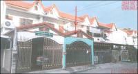 ทาวน์เฮ้าส์หลุดจำนอง ธ.ธนาคารอาคารสงเคราะห์ ปากเพรียว เมืองสระบุรี สระบุรี